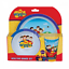 The-Wiggles-3-Piece-Licensed-Dinner-Set-BPA-FREE thumbnail 1
