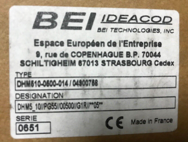 Bei Codeur DHM510-0500-014/04300758 DHM510-0500-014/04300758 Codeur 9e40c3