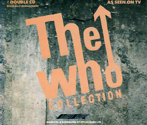 THE-WHO-2CD-Volumes-1-amp-2-Rare-ORIG-Polydor-Remaster-SMD570
