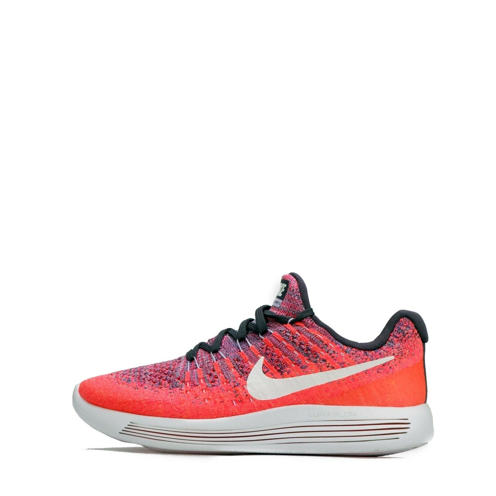 Nike lunarepic Bajo Flyknit 2 OSCURO Mujer Zapatillas Para Correr OSCURO 2 daa85f