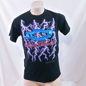 Vintage 90s Chevy Truck Racing T-Shirt Single Stitch
