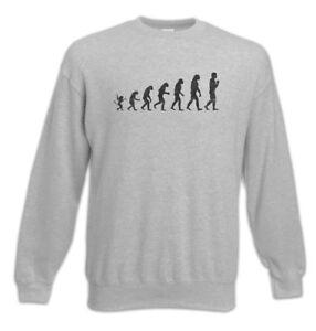 Sweatshirt Charles Fun Bioloog evolutie Nerd Darwin Apen Geek Pullover Menselijke 0w15Ftxfqx