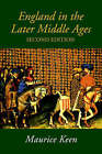 England in the Later Middle Ages by M. H. Keen (Paperback, 2003)