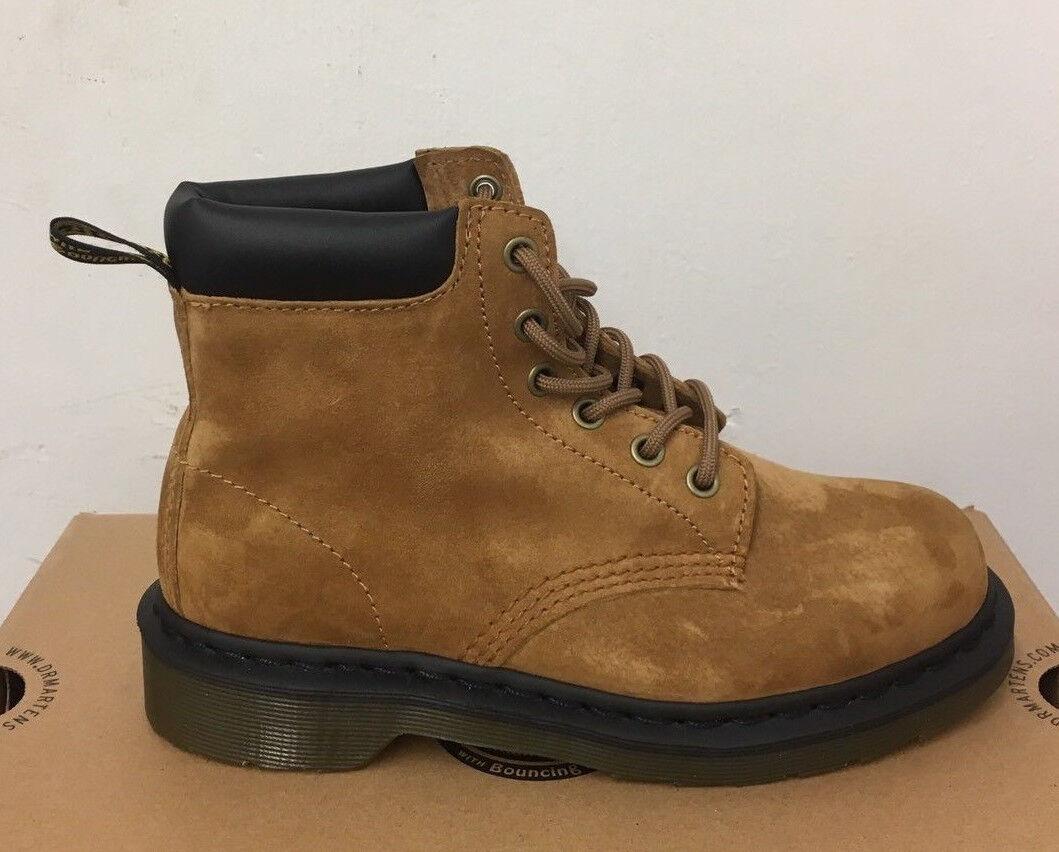 DR. MARTENS 939 TAN SOFT BUCK   Stiefel Stiefel Stiefel Größe UK 3 1e78e3