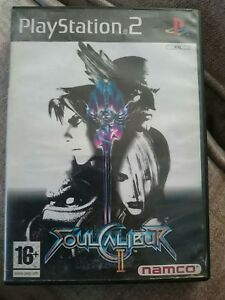 SOULCALIBUR-2-PS2-GAME