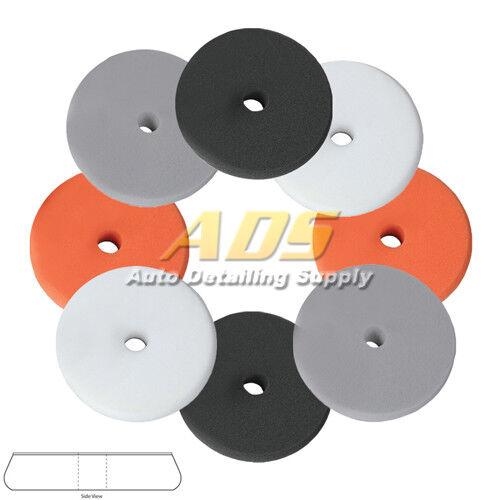 """Lake Country FORCE™ Hybrid 5 1//2"""" Foam Pad Kit Mix /& Match 8 Pads"""