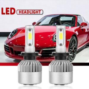 Kit-HID-LED-COB-CanBus-Anti-Erreur-H7-60W-Pure-White-6000K-Xenon-9-32VDC-ventile