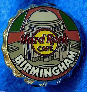Birmingham-Angleterre-Capsule-Series-Hall-de-Memoire-Hard-Rock-Cafe-Pin-Le
