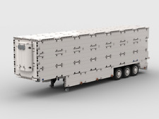 RBi Bauanleitung 42078 kleiner Tankauflieger Eigenbau Mack MOC aus LEGO® Steine
