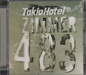 TOKIO HOTEL CD Zimmer 483 speciale uitgave