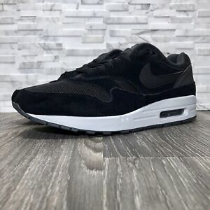 Nike Air Max 1 Reflective Heel (AH8145-006) Mens Black Running Shoe ...