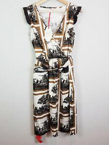 [ LEONA EDMISTON ] Womens Priscilla Dress NEW $495 | Size 1 or AU 10 / US 6
