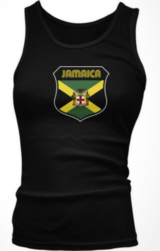 Jamaica Jamaican National Country Pride The Reggae Boyz Boy Beater Tank Top