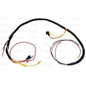 image is loading ford-8n-tractor-main-wiring-harness-8n14401b-generator-