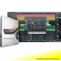 Presonus Studio One 3 Professional Pro Daw Crossgrade Recording Software
