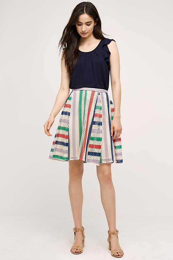 NWT Anthropologie French Quarter Skirt, by Eva Franco - size 10