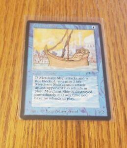 Merchant-Ship-NM-LP-Arabian-Nights-MTG-Magic-The-Gathering