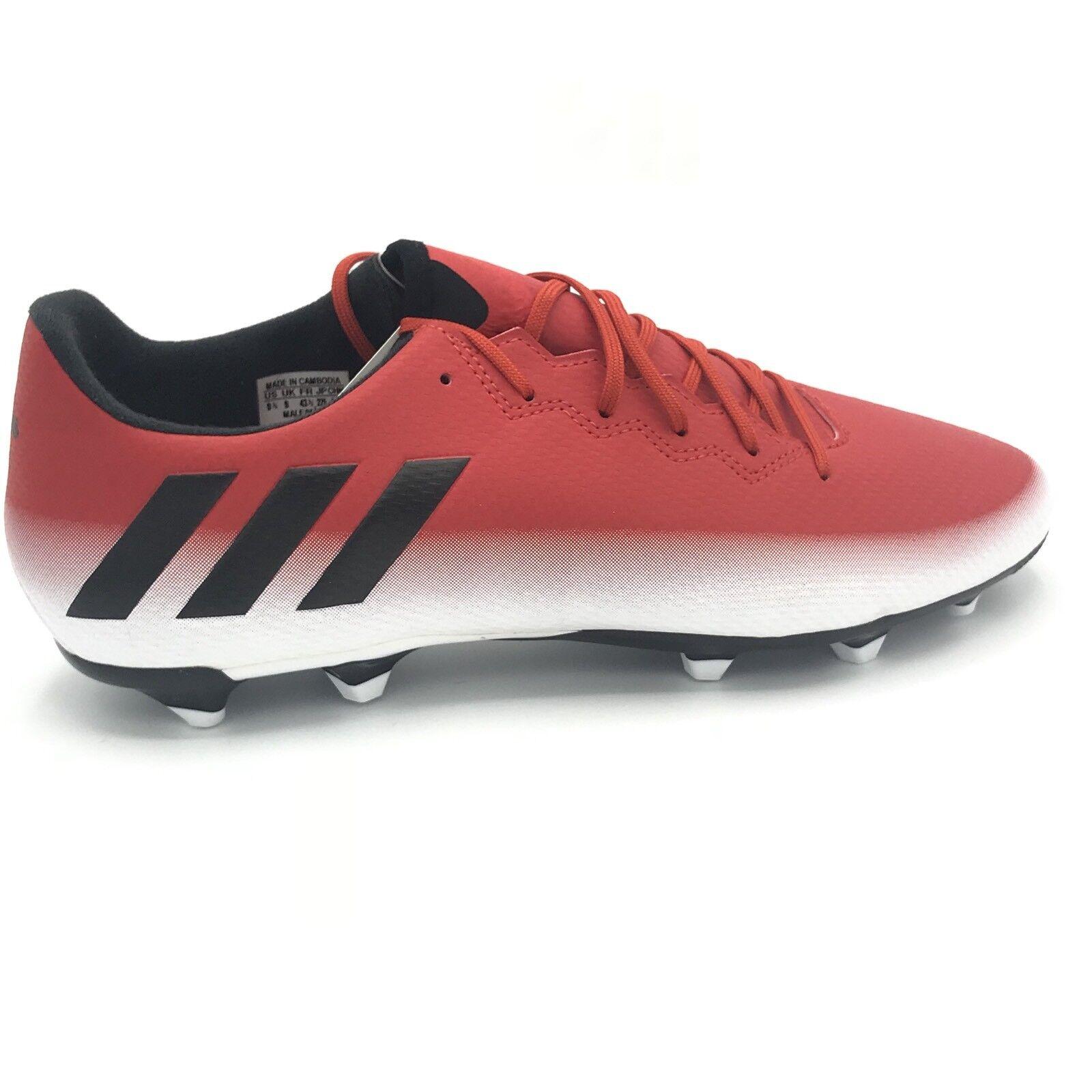 Men Adidas Soccer FG cleats Messi 16.3 FG Soccer Shoe BA9020 b0a04c
