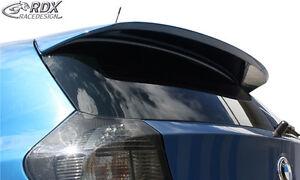 RDX-Heckspoiler-BMW-1er-E81-E87-Dachspoiler-Dach-Spoiler-Heck-Fluegel-Hinten