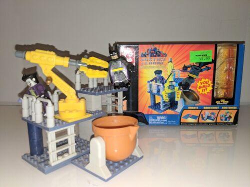 Action- & Spielfiguren Minimates Justice League Chemical Warehouse Battle Playset