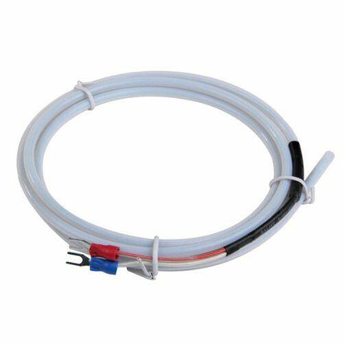 USA Portable K Type Teflon Thermocouple Sensor Probe Cable E0Xc NEW