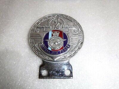 ST Christopher RAF Royal Air Force car grille badge