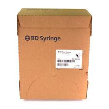 200 New Bd 10ml Syringe Luer Lok Tip Ref302995 No Needle Individually Sealed