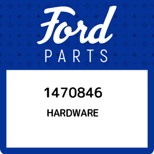 OEM NEW Genuine 2005-07 Ford F Series Super Duty Miscellaneous Hardware W301381