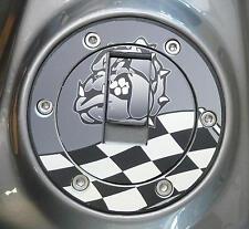 Tank Deckel Pad Yamaha BT 1100 BULLDOG
