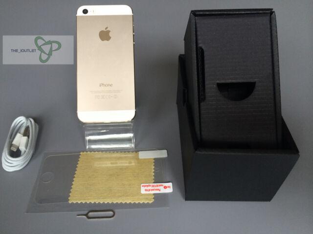 Apple iPhone 5s - 16 GB - Gold (Unlocked) - Grade C
