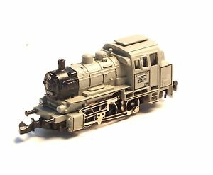 Marklin-Z-scale-Class-BR-89-Steam-Locomotive-in-Grey-liveries