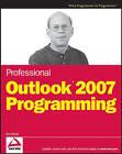 Professional Outlook 2007 Programming by Ken Slovak (Paperback, 2007)