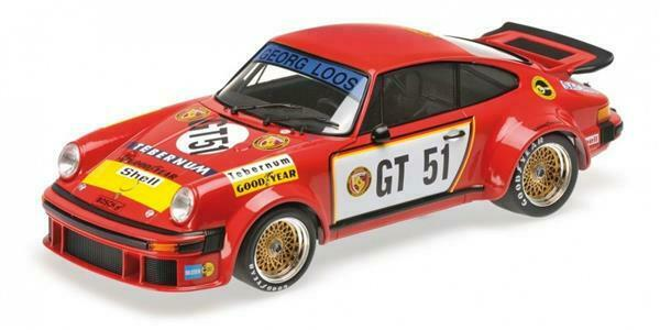 Minichamps Porsche 934  GT51 Toine 1 18 155766451