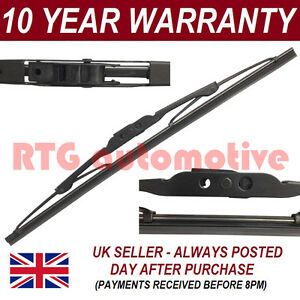 FOR-TOYOTA-STARLET-MK2-1989-93-16-039-039-400MM-DIRECT-FIT-REAR-WINDSCREEN-WIPER-BLADE