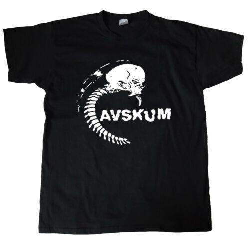 Avskum Skeleton Creature Logo T-Shirt