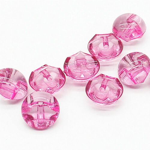 Botones De Cristal Gema