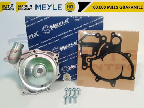 FOR PORSCHE 911 997 BOXSTER CAYMAN 987 2004 WATER PUMP MEYLE HD 99710601105