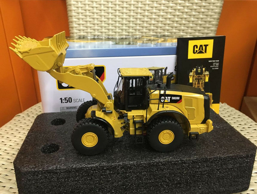 all'ingrosso a buon mercato Caterpillar Cat 980M Rueda Loader 1 1 1 50 Scale Metal By Diecast Masters  85543  vendita scontata online di factory outlet