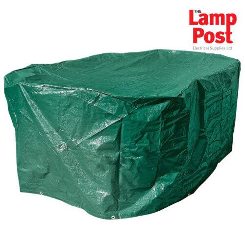 Draper 12911 Grandi Ovale Set Per Patio Inverno Copertura per Sedie Tavolo Da Giardino Mobili