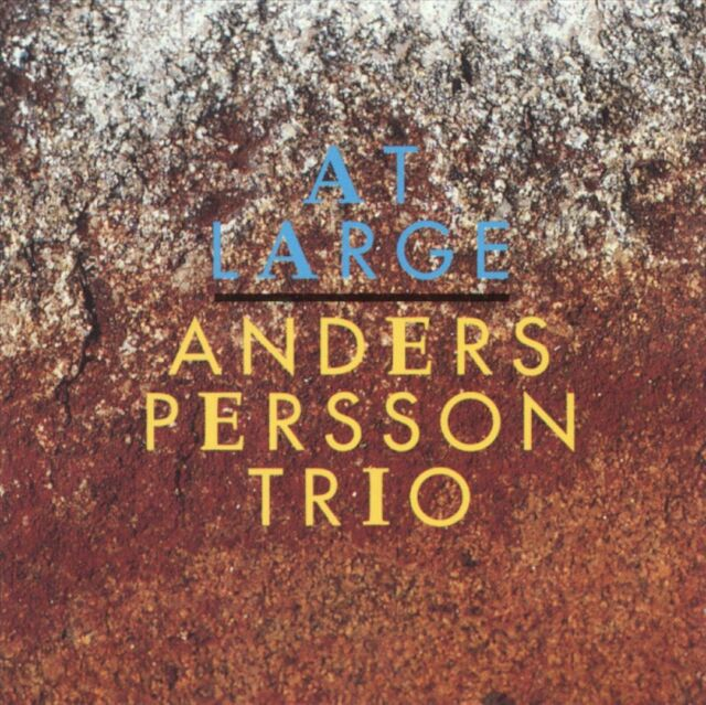 Andres Persson - At Large
