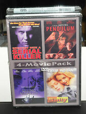 Interview With A Serial Killer, Pendulum, Killing Midnight, Sally (DVD) NEW!