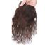 Women-Natural-Curly-Mono-Human-Hair-Clip-in-Topper-Hair-Piece-For-Loss-Hair thumbnail 14