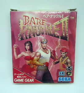 Bare-Knuckle-II-2-boxed-SEGA-Game-Gear-GG-Japan-Fassung