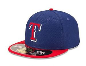 Details about New Era 5950 TEXAS RANGERS MLB Diamond Era Cap Batting  Practice Blue Fitted Hat 0bb4baf0fb0b