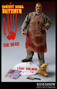 Sideshow The Dead Subject 16566 Boucher Figure 12   Sideshow The Dead Subject 16566 Butcher 1/6 Scale 12