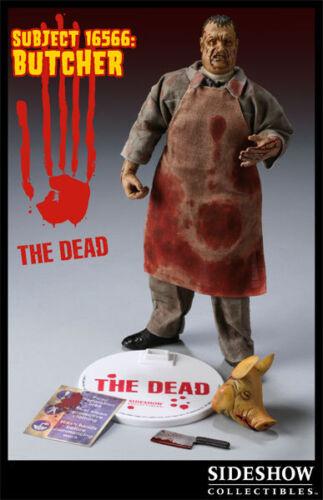 Sideshow The Dead Subject 16566 Boucher Figure 12   Sideshow The Dead Subject 16566 Butcher 1/6 Scale 12