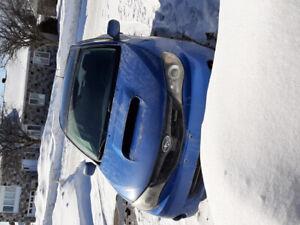 2009 Subaru WRX Bicorps