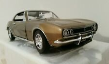 1:18 GMP ACME 1967 67 CHEVROLET CAMARO GOLD FRANKLIN MINT  102 MADE