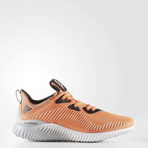 Adidas Women's Alphabounce 1 shoes NEW AUTHENTIC Easy orange B39431