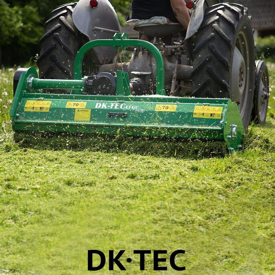 Slagleklipper til traktor med bagdør - 150 cm